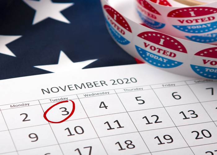 Four Days to the Election— Don't Fall for These Phishing Scams
