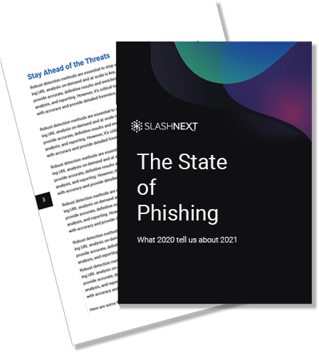 The State of Phishing Report